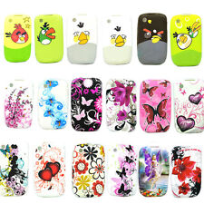 Soft TPU Rubber Silicone Gel Case Cover Protect For Blackberry Curve 8520 8530