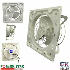 Industrial Commercial Metal  Axial Extractor Exhaust Ventilation Air Blower Fan