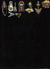 31 Hard Rock Cafe ( HRC ) Hotel , Casino , Resort Pin Pins CHOOSE