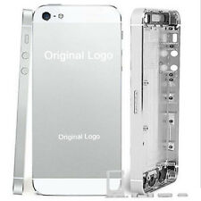 OEM Hard Alloy Metal Replacement Battery Housing Back Cover Case For Iphone 5/5S