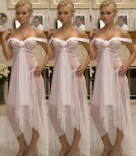 Women Sexy Off Shoulder Erotic Bodycon Night Club Party Pink Mini Lingerie Dress