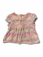 Gymboree Freshly Picked Floral Woven Top + Matching Socks U Pick Sz 5, 6