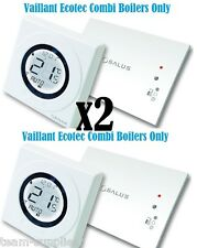 vaillant room thermostat ebay. Black Bedroom Furniture Sets. Home Design Ideas
