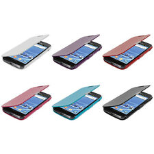 For Samsung Hercules T989 T-Mobile Galaxy S2 S II Color Wallet Pouch Case Cover