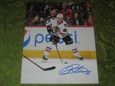 PATRICK KANE AUTOGRAPHED AUTO 11X14 PHOTO CHICAGO BLACKHAWKS STANLEY CUP 16' MVP