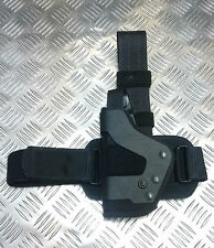 Genuine British Military Police Issue Uncle Mike's Sidekick Drop leg Holster R/L