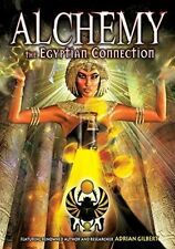 Gilbert, Adrian-Alchemy: The Egyptian Connec  DVD NEW