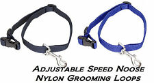 "TP QUICK ""SPEED"" Noose Adjustable Pet GROOMING RESTRAINT LOOP for Table Arm,Bath"