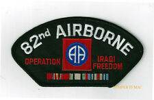 82ND AIRBORNE IRAQI FREEDOM PATCH IOF US ARMY VETERAN ALL AMERICAN DIVISION WOW