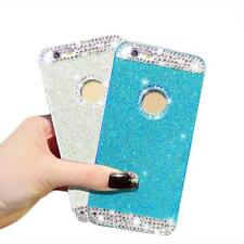 Luxury Glitter Bling Hard Crystal Rhinestone Soft Cover Case for iPhone 6 4.7