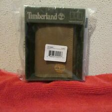 MEN'S TIMBERLAND HUNTER PASSCASE/ NYLON/ FLIP LEATHER/CANVAS WALLETS. U CHOOSE