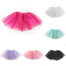 Princess Multi-Color Kids Tutu Dress Baby Girl Ballet Party Dancewear Skirt 2-7T