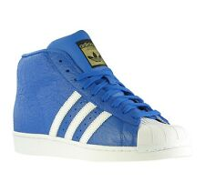 NEW adidas Originals Superstar Pro Model Animal Shoes Men's Sneakers Blue Sale