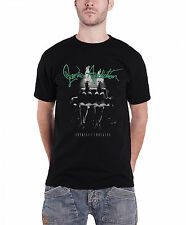 Janes Addiction T Shirt Nothings Shocking Band Logo Official Mens New Black
