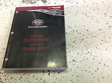 2002 2003 2004 2005 2006 VICTORY CLASSIC CRUISER TOURING CRUISER Service Manual