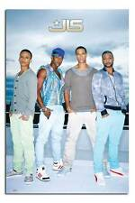JLS Group Shot Poster New - Laminated Available