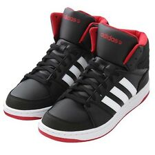 Adidas VLHOOPS MID Shoes trainers trainers NEO Hoops black Men new