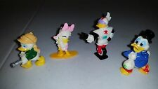 Vintage Kellogg's 1991 Disney's Duck Tales Complete Set of 4