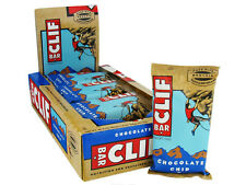 Clif Bar - Chocolate Chip - Discount Box of 12