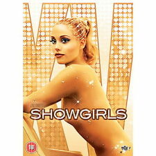SHOWGIRLS DVD - ELIZABETH BERKLEY - NEW / SEALED DVD - UK STOCK