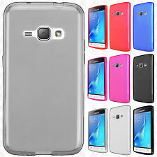 For Samsung Galaxy Express 3 Frosted TPU CANDY Gel Flexi Skin Case Phone Cover