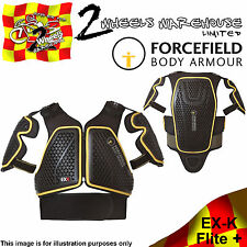 FORCEFIELD EX-K HARNESS FLITE+ PLUS L2 BACK CHEST SHOULDER PROTECTOR BODY ARMOUR