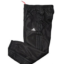 Boys Adidas Performance Kids Climalite 365 Gr Woven Pants Tracksuit Bottoms Size