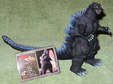 "1992 GODZILLA 50th Anniversary 2005 Bandai 6"" Vinyl Figure with CARD / Godzilla"