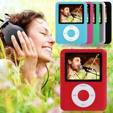 "Movies New Video Games 1.8"" LCD Screen 8GB MP4 MP3 Player FM Radio"