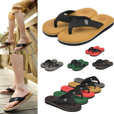 Mens Summer Sport Flip-Flops Slippers Shoes Sandals Flip Flop Casual Beach Hot