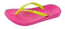 Ipanema Tropical Womens Flip Flops / Sandals - Pink Yellow - 81030