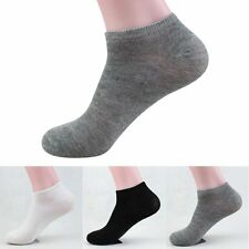 Mens Women's Nice Low Cut Sport Athletic Ankle Cut Sport Ankle/Quarter Socks Hot