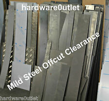 25 kg's Mild Steel Sheet Plate Strips Offcuts  Bargain Price Be Quick Guillotine