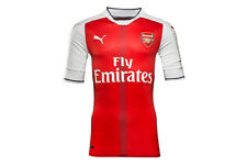 Puma Arsenal 16/17 Home S/S Authentic Players Shirt