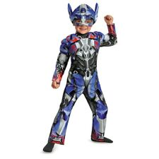 Transformers Movie Optimus Prime Toddler Muscle Halloween Costume