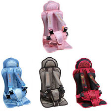 Safety Infant Child Baby Car Seat Toddler Carrier Booster Pad Portable