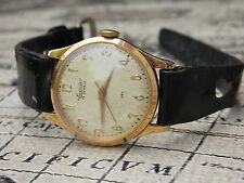 Vintage EVERITE Swiss 15 Jewel Hand Winding  Gents Watch