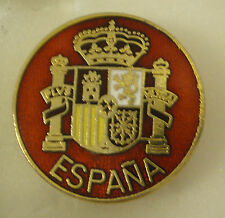WALES, ENGLAND, SPAIN, SWEDEN, ROMANIA, RUSSIA Football Enamel Badge EUROS
