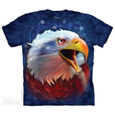 Revolution Eagle The Mountain Adult Size T-Shirt