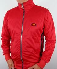 Ellesse Heritage - Gasp Track Top in Red RRP£60 SALE Rimini Milan 80s last sizes