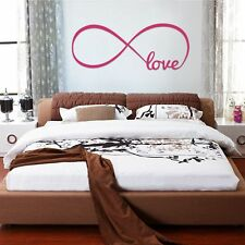Removable LOVE Quote Wall Sticker Wall Art Mural Vinyl Decal Home Bedroom Decor