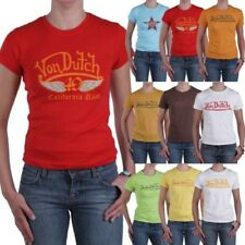 Von Dutch Women´s T-Shirt Different Colours & Sizes