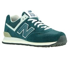 New Balance Shoes Men's Sneakers Trainers Green ML574FBF Comfortable SALE WOW