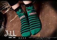 street punk american cartoon Comic superhero stripe casual socks hulk JN7101