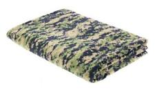Camo Fleece Blanket 60 X 80 Inches - 4 Color/patterns