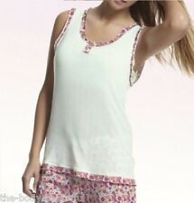 FREYA LOUNGE WEAR -CINDY MATCHING PYJAMA VEST-LIME-FRUITBURST-VARIOUS