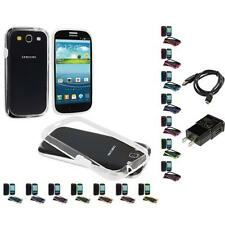Color TPU Bumper Frame Case Charger for Samsung Galaxy S3 S III i9300