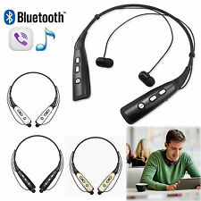 Noise Cancelling Sports Stereo Bluetooth Headphone Headset For iphone Huawei P8