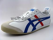 Asics Onitsuka Tiger Mexico 66 white blue red FLAG mens retro running shoes NIB