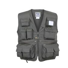 7540 Rothco Uncle Milty's Olive Drab Travel Vest